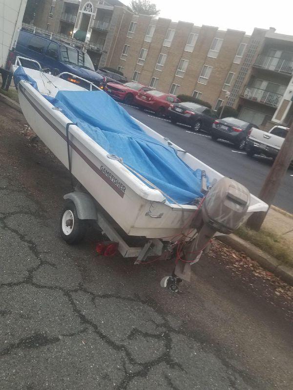 Espeed boat