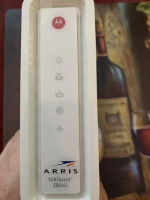Arris Motorola Modem for Sale in Portland, OR