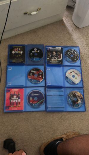 Ps4 games for Sale in Attleboro, MA