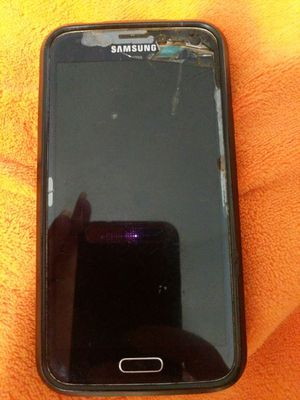 AT&T Galaxy S5 16Gb Broken Screen for Sale in Cashmere, WA