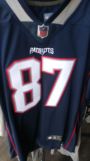 Patriots Gronk Jersey for Sale in San Jacinto, CA