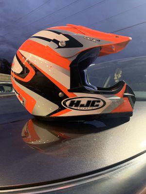 HJC full face dirt bike helmet for Sale in Baltimore, OH