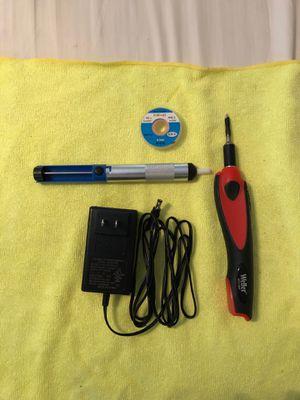 Weller soldering iron / Lapiz de soldar for Sale in Miami, FL