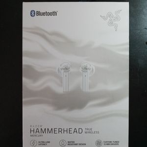 Razer Hammerhead Mercury Earbuds for Sale in Chandler, AZ