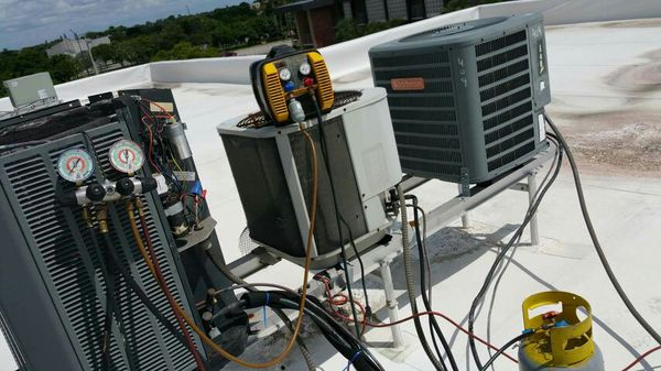 Air Conditioning 2,3,4,5 ton units