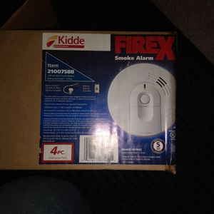 Smoke Alarms 4 Packs for Sale in McNary, AZ