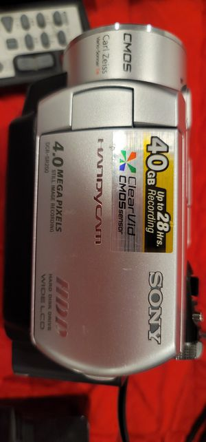 Sony HandycamVideo Camera for Sale in Los Angeles, CA