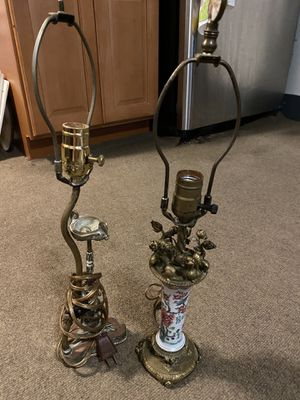 Antique table lamp for Sale in Brooklyn, NY
