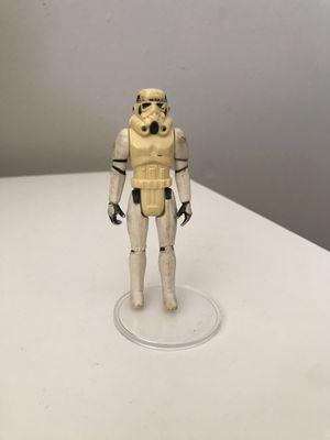 Lot of 3 1977 Star Wars Storm Trooper, SandPeople, C-3PO figures for Sale in Gilbert, AZ