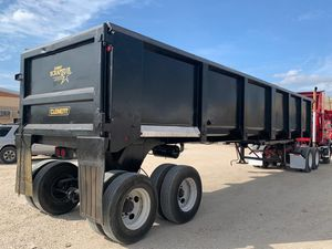 2009 Clement end dump trailer for Sale in Houston, TX