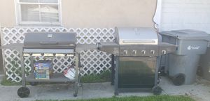 Curb side Free BBQ Grills Lynwood Agnes & Ernstein NO HOLDS FIRST COME for Sale in Lynwood, CA