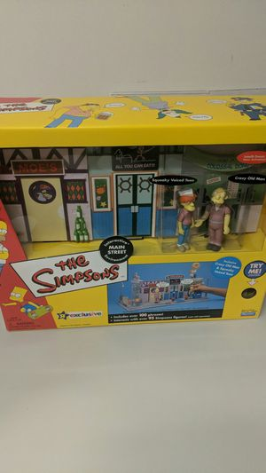 Simpsons Interactive, Main Street for Sale in Irvine, CA