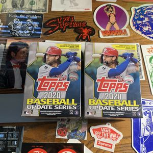 Topps Baseball Cards 2020 Update Series for Sale in Hawthorne, CA