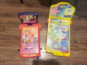 Two kids games used condition for Sale in Garden Grove, CA