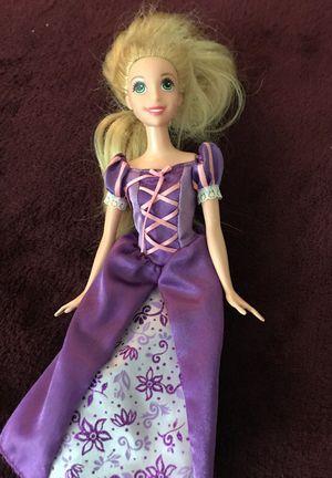 Disney collectible: Rapunzel princess doll for Sale in Redmond, WA