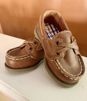 Carters brown dress shoes for Sale in Peabody, MA