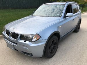 2006 BMW X3 (runs great) for Sale in Chicago, IL