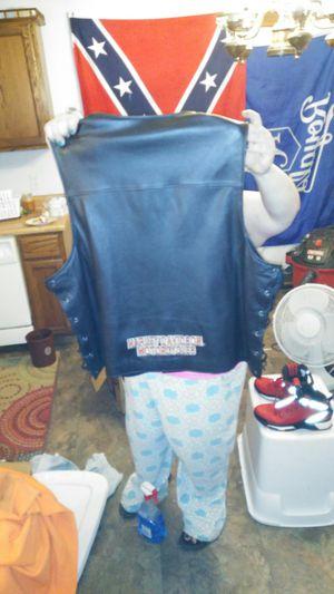 Harley Davidson vest for Sale in Rose Hill, KS
