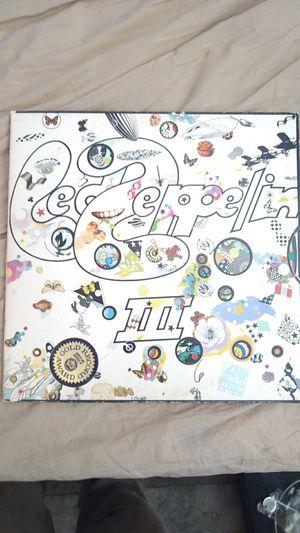 Led Zeppelin #3 early pressing for Sale in Lynnwood, WA