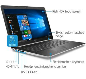 HP TOUCH SCREEN LAPTOP for Sale in Fort Myers, FL