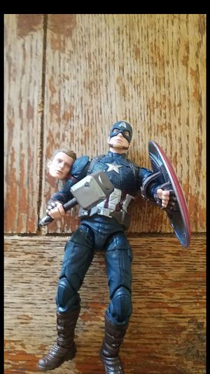 Marvel Legends Captain America Power and Glory for Sale in Santa Ana, CA