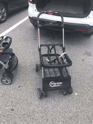 Snap n go stroller used good condition for Sale in Haines City, FL
