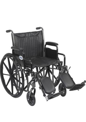Drive Medical Silver Sport 2 Wheelchair for Sale in Santa Ana, CA