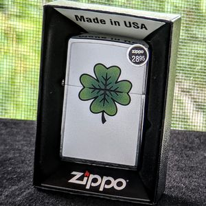Four Leaf Clover Zippo for Sale in Portland, OR