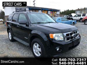 2008 Ford Escape for Sale in Fredericksburg, VA