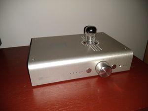 Pre Amplifier Schiit Saga , passive / active tube amp. for Sale in Gaithersburg, MD