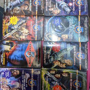 Babylon 5 Books for Sale in Inglewood, CA
