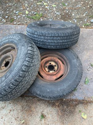 Used tires 5 on 4.5 for Sale in Lacey, WA
