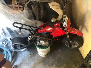 110 cc pit bike ran before parking for Sale in Hialeah, FL