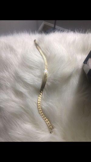 """Men's bracelet 9"""" brand is spidel for Sale in Old Bridge Township, NJ"""