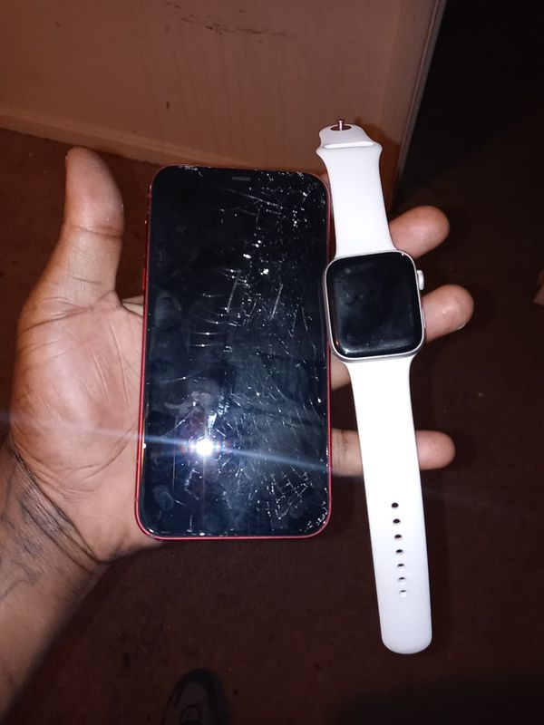 340 apple watch 5 and iphone 11 unlock u can't beat it