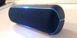 Sony SRS-XB22 Extra Bass - Wireless Bluetooth Speaker (Blue) for Sale in Seattle, WA