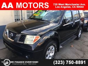 2005 Nissan Pathfinder for Sale in Los Angeles, CA