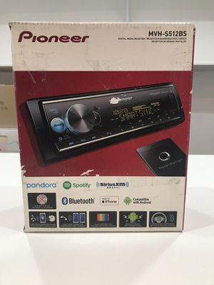 Pioneer MVH-S512BS **BRAND NEW RADIO** PANDORA/SPOTIFY/SIRUS XM/BLUETOOTH for Sale in Gardena, CA
