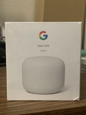 NEST WiFi ROUTER BRAND NEW SEALED for Sale in Modesto, CA