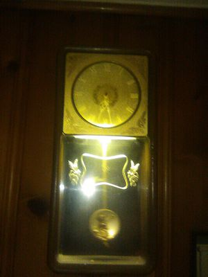Antique Clock and everything works for Sale in Indianola, MS