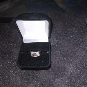 Men's Diamond Pinky Ring Size 7 for Sale in Glendale, AZ