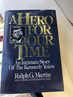 Book about President John F Kennedy . for Sale in Oakland, CA