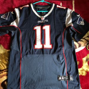 New England Patriots Jersey #11 Edelman for Sale in San Diego, CA