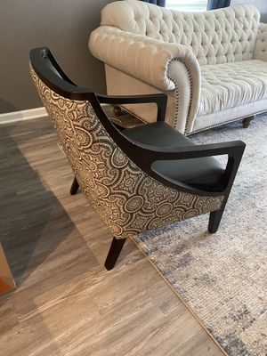 MUST GO - 2 Printed Accent Chairs for Sale in Halethorpe, MD