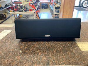 Polk audio center speaker for Sale in Austin, TX