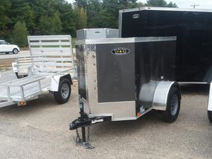 New 4 x 6 enclosed cargo trailer for Sale in Enfield, CT