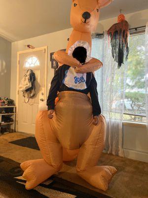 Halloween costume- kangaroo Joey used once for Sale in Shoreline, WA