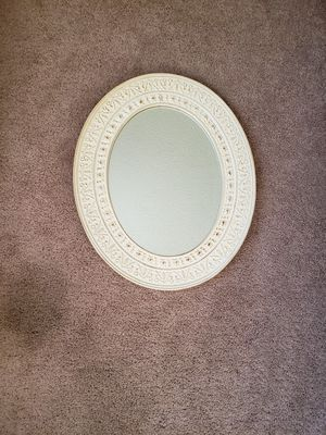 Oval Hanging Decorative Mirror for Sale in Royal Palm Beach, FL