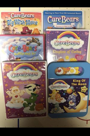 Care Bears DVD's for Sale in Jackson Township, NJ
