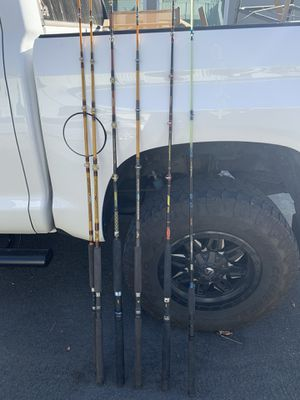 Fishing rods for Sale in El Cajon, CA